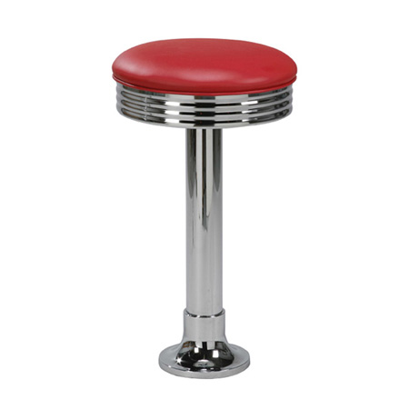 Budget Soda Fountain Counter Stool