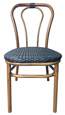 Outdoor Aluminum Bentwood Style Chairs