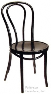bentwood chair theatrical black lacquer finish black bentwood chairs