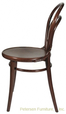 Bentwood Chairs Thonet Style No 14 Detail Walnut Stained Chairs For Restau