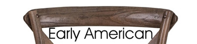 Early American Finish On Ash Wood Species