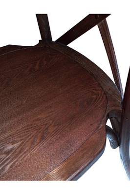 Bentwood Stacking Chair Stack Detail