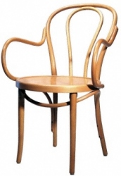 Clic Bentwood Chairs Contemporary Wood Side
