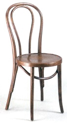 Hair Pin back Bentwood Chair