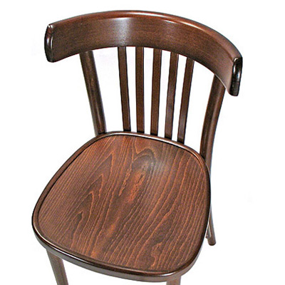 Remarkable Bistro Bar Stool Steam Bent Wood Ocoug Best Dining Table And Chair Ideas Images Ocougorg