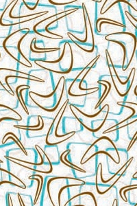 Formica Boomerang Amp Wilson Art Brand Boomerang Patterns