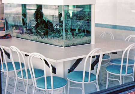 Wall Mounted Table Supports For Restaurant Tables