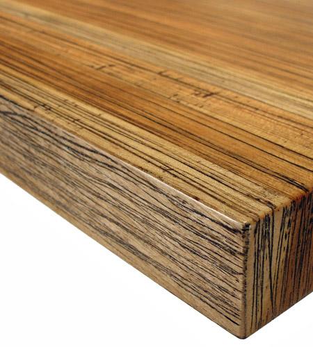 Cherry Wood Veneer Restaurant Tables