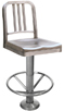 Deco Style Soda Fountain Stool