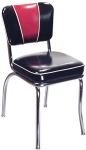 Deluxe V Back Diner Chair