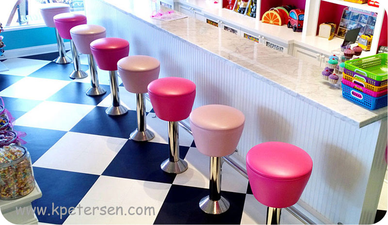 Remarkable Drum Seat Bolt Down Counter Stool Caraccident5 Cool Chair Designs And Ideas Caraccident5Info