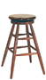 Early American Windsor Style Pub Stool
