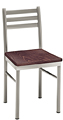 Ferro Steel Ladderback Restaurant Chair