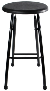 Folding Bar Stools Folding Bar Stool Open Position