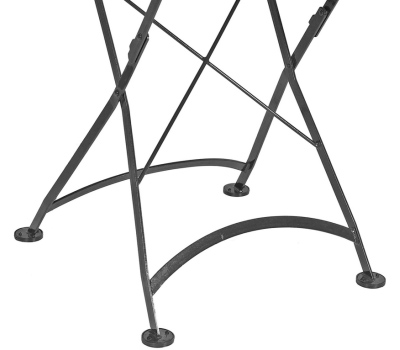 Folding Table Leg Detail