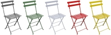 French Garden Chairs All Steel