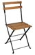 French Garden Bistro Folding Chair