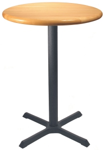 Superbe Awesome Stand Up Height Table Base With Stand Up Bar.