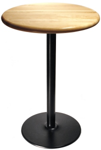 Stand-Up Height Table Base Without Footrest