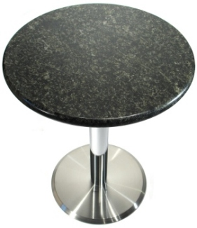 Granite Table 24 Inch Diameter