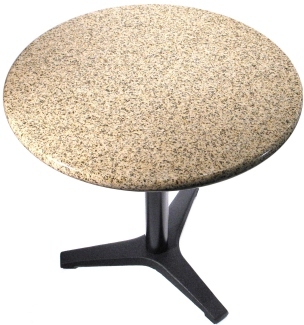Granite Table 30 Inch Diameter