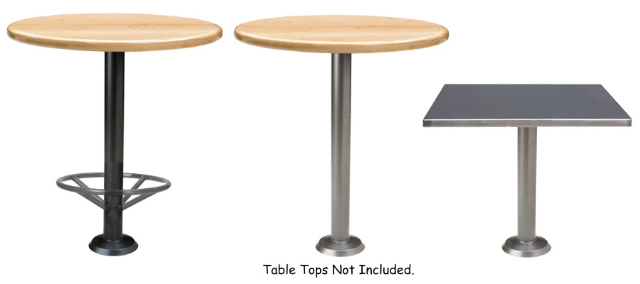 Heavy Duty All Welded Bolt Down Table Base Price List Image ...