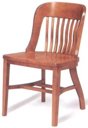Jury Side Chair