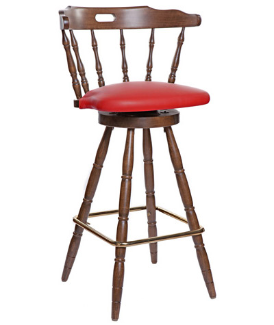 nautical bar decor.htm early american  colonial style wood mate s bar chair  early american  colonial style wood