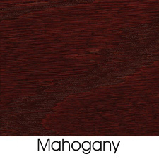 Mahogany Stain On Oak Wood Species