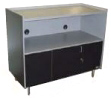 Low Wide Microwave Cabinet
