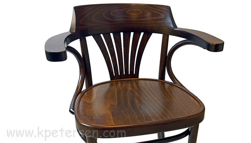 New York Cafe Bentwood Arm Chair