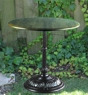 Victorian Style Ornate Cast Aluminum Table Base