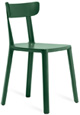 Outdoor Polypropylene Chair Green