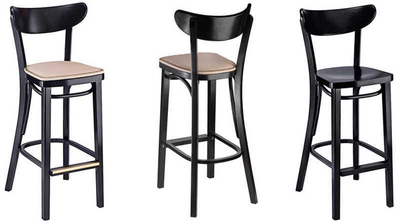 Awe Inspiring Oval Back Bentwood Bar Stools Download Free Architecture Designs Rallybritishbridgeorg