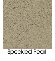 Speckled Pearl Powder Coat Metal Finish