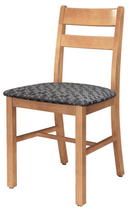 Prairie Schoolhouse Chair with Optional Upholstered Seat