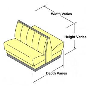 Swell Upholstered Restaurant Booths Faqs Uwap Interior Chair Design Uwaporg