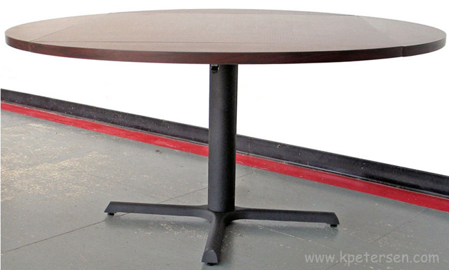 restaurant table bases for square and round restaurant tables