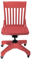 School House Swivel Side Chair