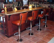 Soda Fountain Counter Stools