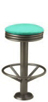 Tubular Steel Seat Soda Fountain Stool