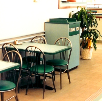 Spectrum Ice Cream Parlor Chairs