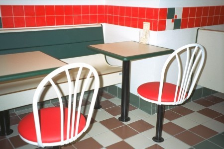 Grout-In Cluster Seating