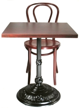 Cast Aluminum Restaurant Table Bases For Sale - Restaurant table bases for sale