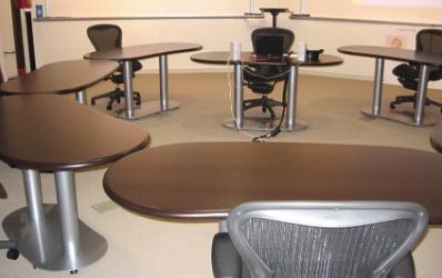... Custom Cut Bean Shaped Table Bases