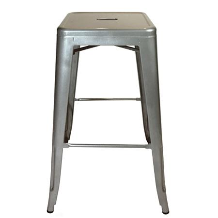 Outdoor Indoor Steel Bar Stools For Restaurants And Bars