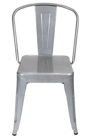 Outdoor Indoor Steel Chairs For Restaurants And Bars