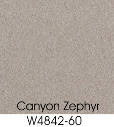 Canyon Zephyr Plastic Laminate Selection