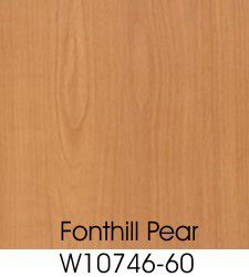 Fonthill Pear Plastic Laminate Selection