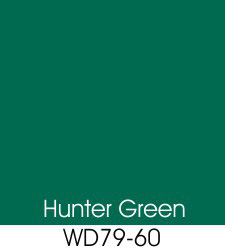 Hunter Green Plastic Laminate Selection